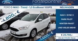 Ford C-MAX Trend 1,0 100PS EcoBoost