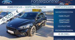 Ford Focus 1,5 EcoBlue ST-Line Business Aut. -VORFÜHRWAGEN