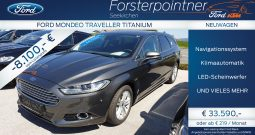 Ford Mondeo Traveller Titanium 2,0 TDCi Start/Stop