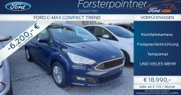 Ford C-MAX Trend 1,0 EcoBoost S/S VORFÜHRWAGEN