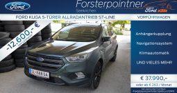 Ford Kuga 2,0 TDCi ST-Line Powershift Aut. AWD SUV -VORFÜHRWAGEN