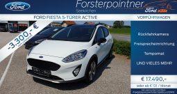 Ford Fiesta Active 1,0 EcoBoost Start/Stop -VORFÜHRWAGEN