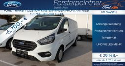 Ford Transit Custom Kasten 2,0 EcoBlue L2H1 300 Trend