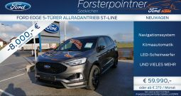 Ford Edge 2,0 EcoBlue SCR 4×4 ST-Line Aut. SUV