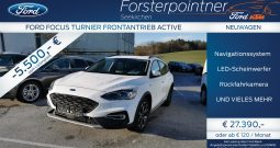 Ford Focus Traveller 1,0 EcoBoost Active