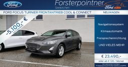 Ford Focus Traveller 1,0 EcoBoost Cool & Connect