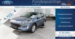 Ford Kuga 1,5 EcoBoost Cool & Connect SUV