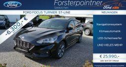 Ford Focus St-Line Turnier MHEV Kombi /