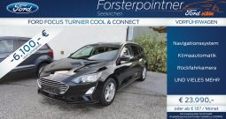 Ford Focus Turnier 1,0 EcoBoost Cool & Connect MHEV