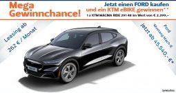 Ford Mustang MACH-E VOLL-ELEKTRISCH 75,7KWH SUV / Geländewagen